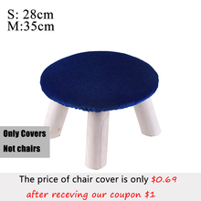 Swivel Chair Cover Stretch Chair Lift Covers Home Dinning Seat Covers Wedding Banquet Seat and Hotel Bar Stool Covering Elastic