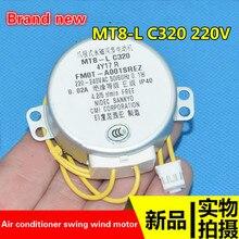 Apropriado para o motor de gerencio do disco do filtro de umidificação do purificador de ar afiado MT8 L c320 220 v brandnew genuíno