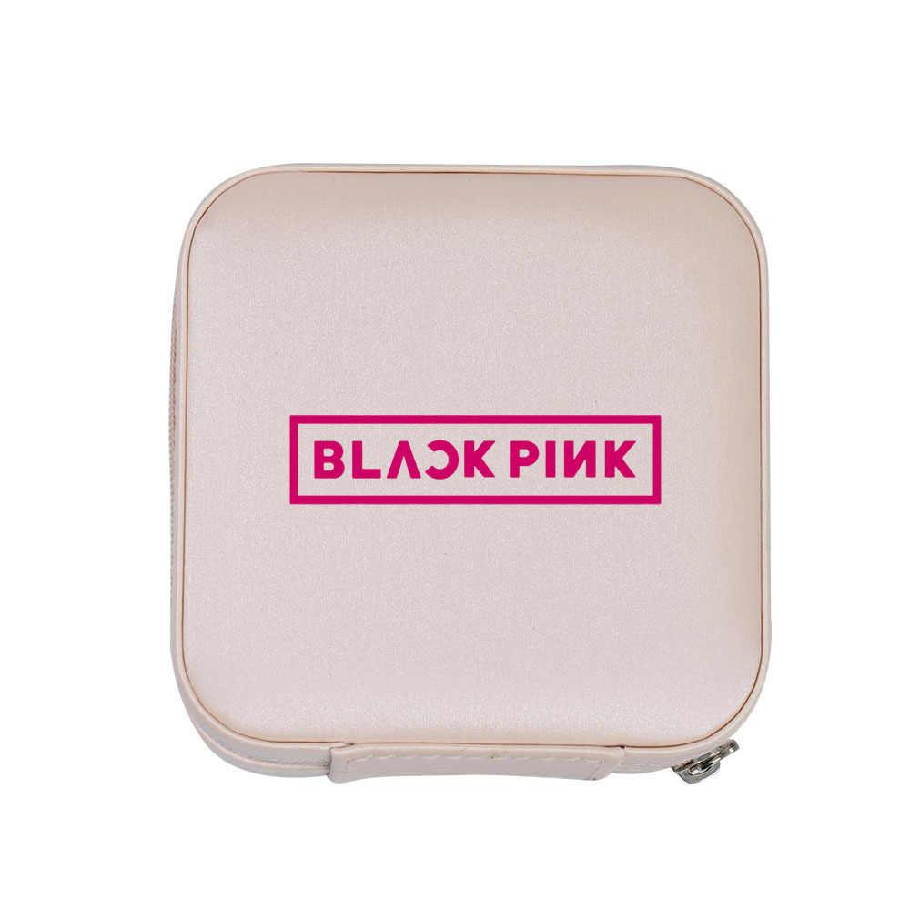 Kpop Blackpink Tweemaal Moet Helpen Portemonnee Sieraden Doos Reizen Draagtas Portemonnee Cosmetische Opslag Veranderen Opbergtas