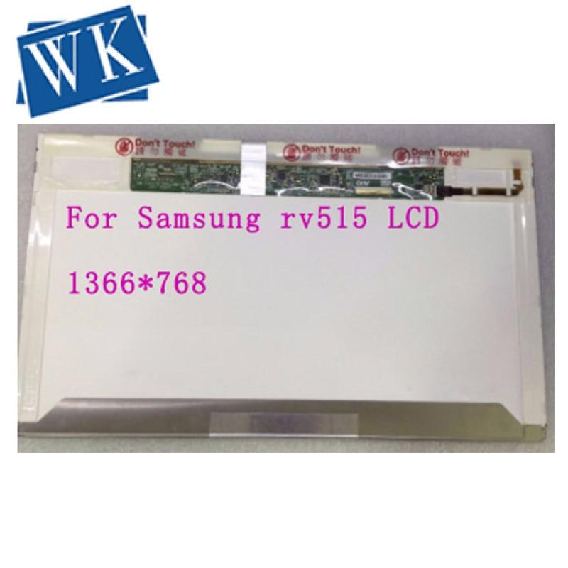 Pour Samsung rv515 R580 R530 R510C 275E5V/E5U 300E5C RF511 écran lcd dordinateur portable Résolution 1366*768 HD 15.6