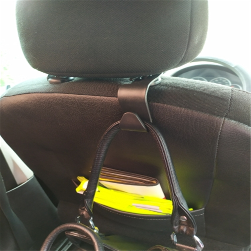 Car Seat Headrest Hanger Bag Hook for Renault trafic 2006 2001 megane 1996 2002 scenic 1999