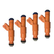 4x высокое качество 0280155917 топливный инжектор Форсунка xl2e