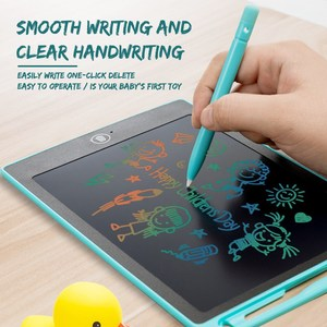 Portable 8.5 Inch Smart LCD Writing Tablet Electronic Notepad Drawing Graphics Handwriting Pad Board With Colorful Display(China)
