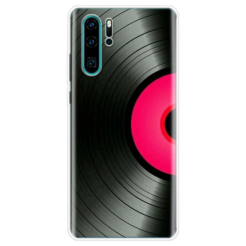 Camera Cassette Phone Case For Huawei P10 P20 P30 P40 Lite P20 Pro P30lite Mate 20 P SMART Z 2018 2019 Back Coque Fundas Shell