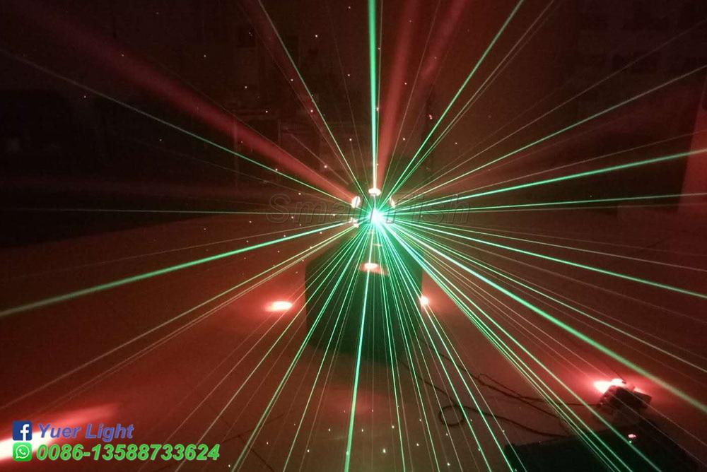 Laser Para Dj Disco de Natal Decorações controlador de Luz de Lavagem