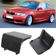 سيارة الداخلية ركلة لوحة غطاء LHD اليسار OBD التوصيل غطاء الكسوة لسيارات BMW 1 سلسلة E81 E82 E84 E87 E88 2004 2015 قطع غيار السيارات