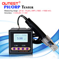 Промышленный онлайн PH/ORP Тестер монитор Цифровой PH контроллер с 5 м 10 м 20 м 30 м Зонд сточных вод pH монитор ORP-1900 ~ + 1900 мВ