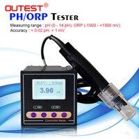 업계 온라인 ph/orp 테스터 모니터 5 m 10 m 20 m 30 m 프로브 하수 ph 모니터 디지털 ph 컨트롤러 ORP-1900 ~ + 1900 mv