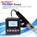 Industrie Online PH/ORP Tester Monitor Digitale PH Controller mit 5M 10M 20M 30M Sonde abwasser ph monitor ORP 1900 ~ + 1900 mV-in PH-Meter aus Werkzeug bei