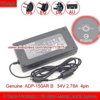 Genuine Delta 150W 54V 2.78A 4pin ADP-150AR B AC Adapter for SG300 SG300-10MPP SG350-10MP 10-PORT SG350-10MP-K9 фото