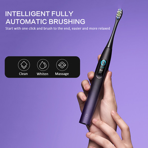 Image 5 - Oclean × プロ sonic 電動歯ブラシ大人防水超 sonic 自動高速充電歯ブラシ旅行ボックス