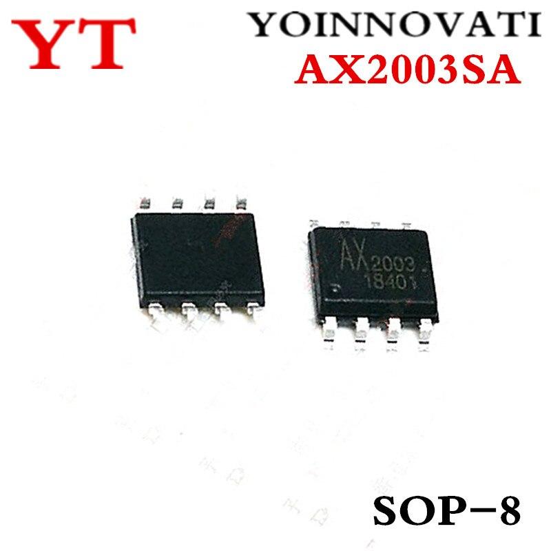10 шт./лот AX2003SA AX2003 2003 новый и оригинальный 8SO IC лучшее качество.