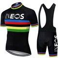 Ineos verão camisa de ciclismo 2020 respirável equipe corrida esporte bicicleta jérsei maillot ciclismo ropa hombre
