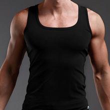 2021 mężczyzn podkoszulek nowy marka Chase Deer bawełna wysokiej jakości podkoszulek kulturystyka podkoszulek Fitness bez rękawów kamizelka mężczyzn podkoszulki tanie tanio Na co dzień summer COTTON CN (pochodzenie) Daily Suknem Stałe 563807 O-neck tops Tank tops Gym clothing Men Tank Tops Cotton Underwear