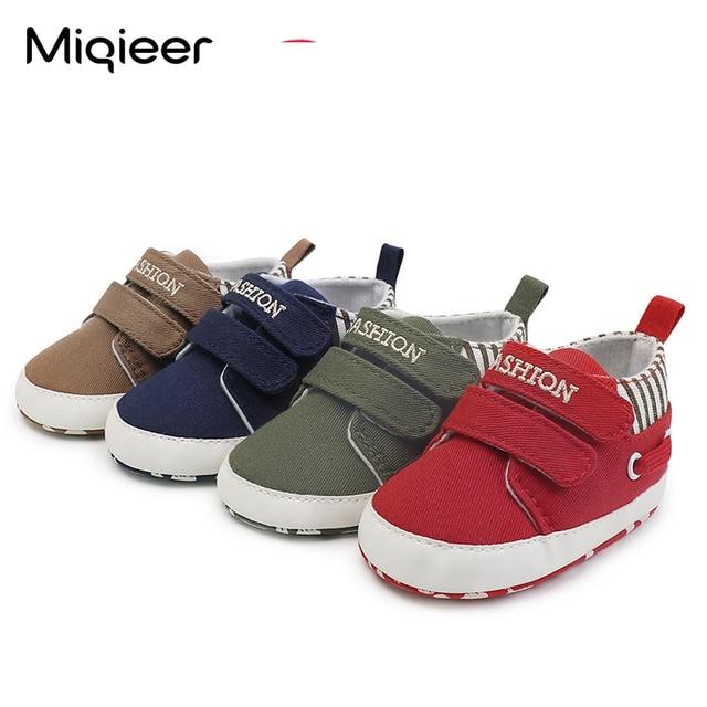 Фото кеды miqieer детские повседневные холщовые кроссовки для начинающих