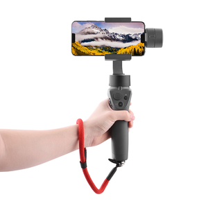Image 3 - Hand Strap for DJI OM 4 Osmo Mobile 2 3 Zhiyun Feiyun Handheld Gimbal Accessories for SLR Camera Universal Lanyard Wrist Belt