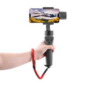 Image 3 - ハンドストラップdji om 4 osmo携帯2 3 zhiyun feiyunハンドヘルドジンバルアクセサリー一眼レフカメラ用ユニバーサルストラップ手首ベルト