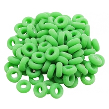 100Pcs Rubber Broken Tail Circle Pig Without Blood Removal Cattle the New Cow Sheep Castration Ring Farm Animal