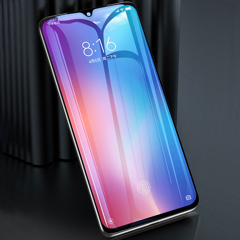 Tempered Glass For Xiaomi Mi A3 A3 Lite Screen Protector Safety Full Cover Screen Glass Film For Xiaomi Mi A3 Lite CC9 CC9E