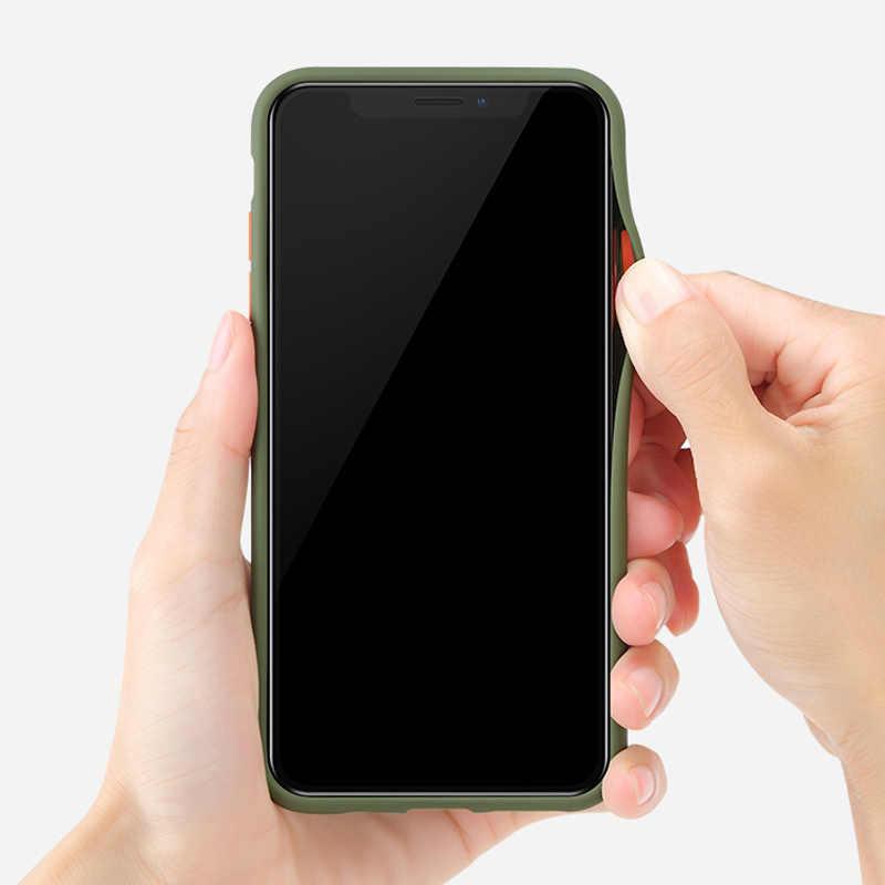 Coque de téléphone antichoc pour OPPO A5 A3S A7 A7X A9 2020 étui en polyuréthane thermoplastique en Silicone lisse pour OPPO K3 RealmeX Reno 2 Z 2Z 10X ACE