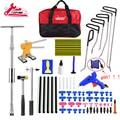 Инструменты для безболезненного ремонта кузова автомобиля, инструменты для ремонта автомобильных дверей, молот для удаления вмятин, набор ...