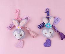 Милый маленький кролик плюшевые игрушки мультяшный украшение