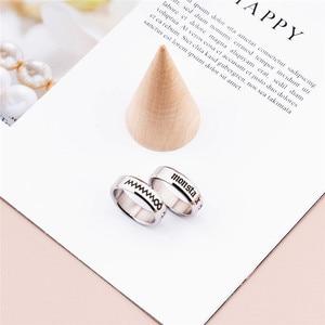 KPOP MONSTA X кольцо Модные кольца для пальцев EXO дважды семнадцать MAMAMOO аксессуары для мужчин и женщин