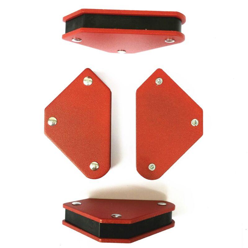 4 Pcs/set Mini E-Welding Positioner 9Lb Magnetic Fixed Angle Soldering Loca Tool Parts