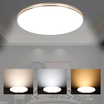 Ultra Thin LED Panel Downlight Modern Led Ceiling 12/18/24/36/72W Wall Surface Modern Living bathroom led culture indoor