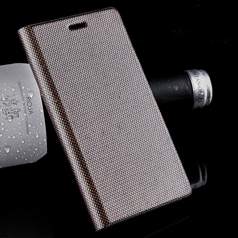 Cep telefonları ve Telekomünikasyon Ürünleri'ten Döner Kılıflar'de Hakiki deri telefon kılıfı için Xiaomi Pocophone F1 Mi A3 A2 Lite mi 9 t K20 pro Redmi için not 8 5 artı 4X elmas desen kabuk title=