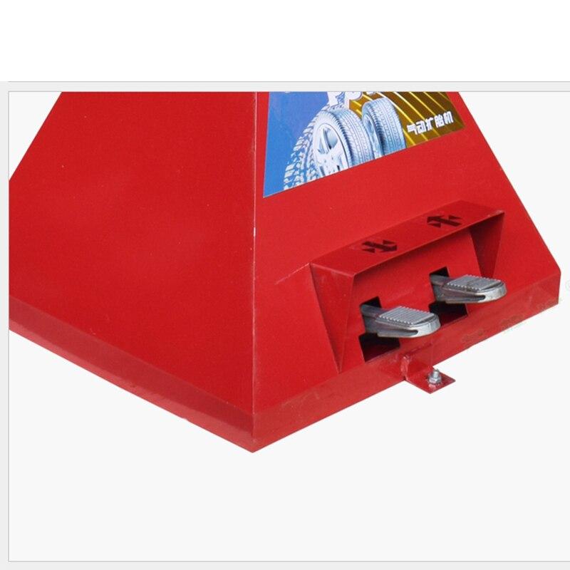 Máquina de expansión de neumáticos de mantenimiento automático máquina de reparación de neumáticos de soporte de neumáticos máquina de corte de neumáticos con neumático ligero de trabajo - 3
