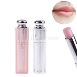 Beautiful Hyaluronic Acid Moisturizer Lip Balm Colorless Desalination Lipstick Drop Shipping