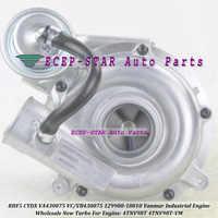 Free Ship RHF5 CYDX VA430075 VC430075 VB430075 129908-18010 12990818010 Turbo For Yanmar Various Industrial 4TNV98T 4TNV98T-VM