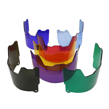 2020 New Style American Football Visor Pure Injection Molded Sheet