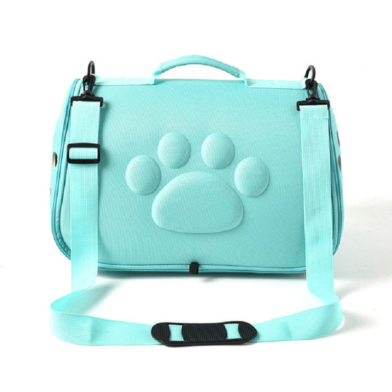 dogs cat Folding Pet Carrier Cage Collapsible Puppy Crate Handbag Carrying Bags Pets Supplies Transport Chien