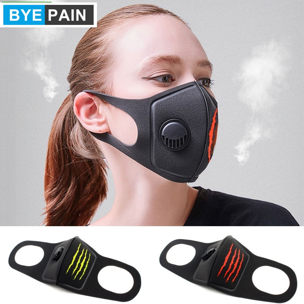 1pcs Anti Pollution Mask PM2.5 Air Dust Face Masks Washable And Reusable Mouth Cover Dustproof Respirator Safety Mask