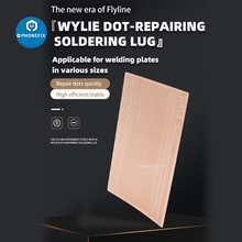MYLIE Dot-Repairing Soldering Lug Patch Solder Lugs jumper Wire Spot Fixing Soldering Lug For Dot-faded Welding Plates Repair