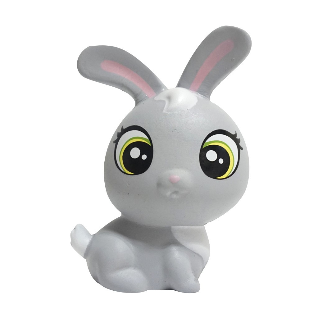 Cartoon Animal Charm Slow Rising Toy Stress Relief Novelty Fun Toys Gift For Children Eliminate Antistress Finger Pets Toy #A