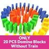 Only 20 pcs blocks