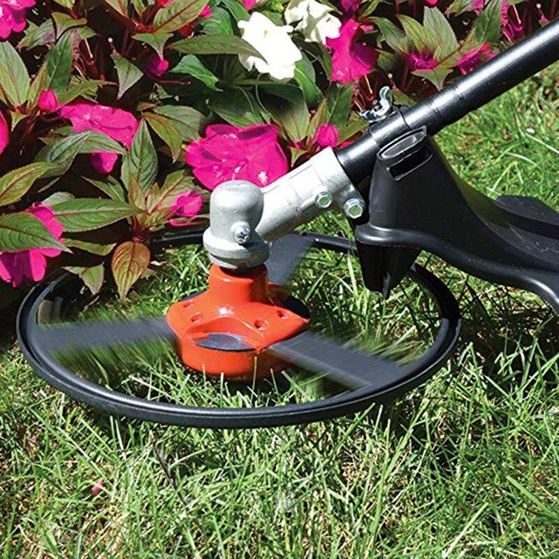 Wires Gas Trimmer Head Stainless Steel Garden Grass Brushcutter Attachment Lawn Mower Heads Accessories Replacement Parts Wires