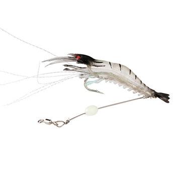 Απομίμηση Γαρίδα Για Ψάρεμα Πολύχρωμες Φωτεινές Μαλακό Αλιευτικό Εργαλείο Ψάρεμα Χόμπι MSOW