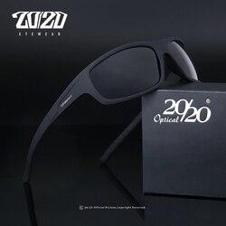 20/20 оптические брендовые дизайнерские новые поляризованные солнцезащитные очки для мужчин модные мужские солнцезащитные очки для путешес...