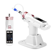 Hydrolifting Gun Korea Mesotherapy EZ Negative Pressure Meso Gun Mesotherapy Hydrolifting Water Injector Beauty Device Skin Care