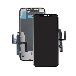 Image 2 - IBee חלקים עבור iphone 11 פרו מקס OEM LCD OLED תצוגת מסך מגע Digitizer החלפת מלא הרכבה