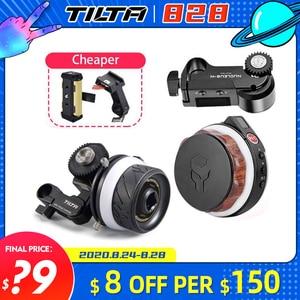 Image 1 - Tilta Tiltaing Mini Matte Box для зеркальной камеры DSLR, беззеркальной камеры s FF T06, Новый мини двигатель Follow Focus, Tilta Nucleus N Nano для камеры