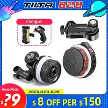 Tilta tiltaingミニマットボックスデジタル一眼ミラーレスカメラレンズ用カメラff T06 新ミニフォローフォーカスモータtilta核 n用カメラ