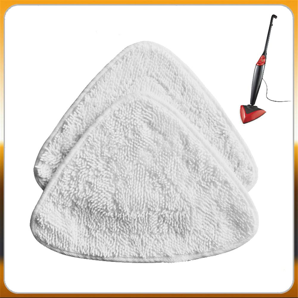 Steam Mop Pads Replacement Triangle Cloth Cleaning Floor Tool For Vileda Floor Cleaner for Steam Mop Replace Mop Pad Clean tool(China)