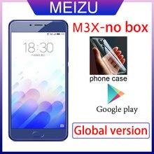Smartphone 98% nowy Meizu M3X 3GB 32GB wersja globalna telefon komórkowy 3200mAh bateria MediaTek Helio P20 5.5 calowy ekran telefon komórkowy