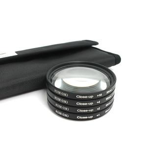 Image 5 - Close Up Macro Bộ Lõi Lọc Có Mang Theo Túi + 1 + 2 + 4 + 10 Cận 49 52 55 58 62 67 72 77Mm Cho Canon Nikon Sony Camera