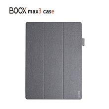 2019 جديد الأصلي بولي Case حافظة جلدية ل Onyx Boox Max3 13.3 بوصة جديد غطاء ذكي ل Boox واقية شل غطاء السيارات